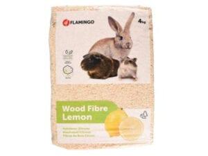 Naturlige kanin spåner med citrusduft er tørt bundlag til din kanins toilet. Træspåner til kaniner med citron er godt mod fluer og absorberer kanintis.