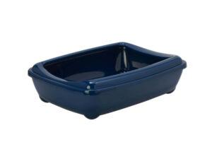 blå lille kattebakke kanintoilet