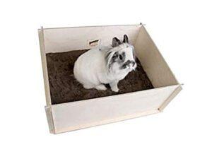 bunny gravekasse - sandkasse til kaniner
