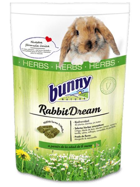 Kaninfodertest Bunny nature