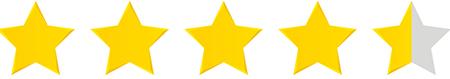 Stjerner 4,5 kaninmad test