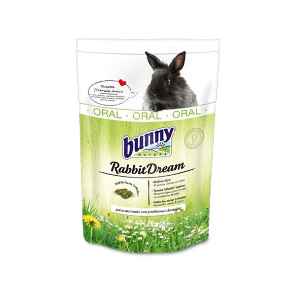 bunny nature oral kanin mad - små kaninfoder piller der er lette at spise for kaniner.